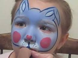 Small Picture Face Painting Bunny Rabbit YouTube