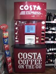 Costa Vending Machines Delectable Costa Express