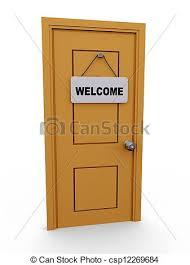 open door welcome. Simple Welcome Clip Arts Related To  Endearing Open Door Welcome Clipart With  For N