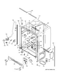 parts for ge pdwjss dishwasher com 02 body parts parts for ge dishwasher pdw7880j10ss from com