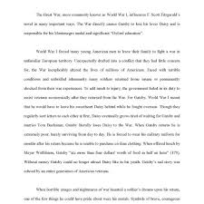 Examples Of High School Essays Sample Essay High School Resume With