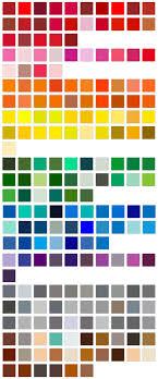 Coral Paint Color Chart Best 25 Krylon Spray Paint Colors Ideas On Pinterest Krylon