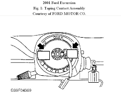what is the procedure for replacing the clock spring for the air bag graphic graphic graphic graphic