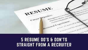 How To Make Your Resume Stand Out Impressive Tips To Make Your Resume Stand Out
