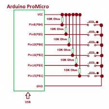 atmega 32u4 based generic usb mouse engineersgarage atmega 32u4 based generic usb mouse circuit diagram