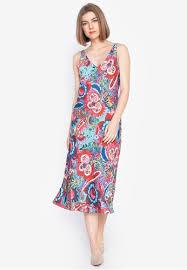 Natori Size Chart Paisley Bloom Sleepwear Gown
