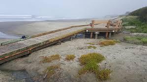 New Beach Access Path At Stinson Beach Bay Area Outreach