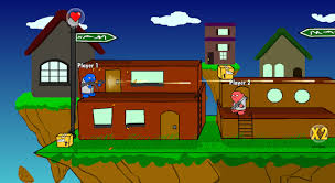 gun mayhem is one of the best browser based fighting games you play as colorful mafiosa like cartoon figures armed with a variety of guns