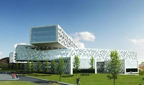 modern office architecture. Statoilhydro Office, Norway Eco A-lab Sustainable Architecture, Modern Office Architecture