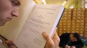 Плагиат в диссертациях будут искать дольше Страна Коммерсантъ Плагиат в диссертациях будут искать дольше