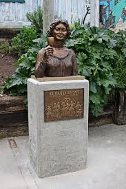 kalisa memorial to kalisa moore • the queen of cannery row dedicated on her birthday 31 2011 located at bruce ariss way across from ed ricketts lab