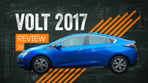 Chevy Volt 2017 Review: An Electric Car With A Gas Assistant - YouTube