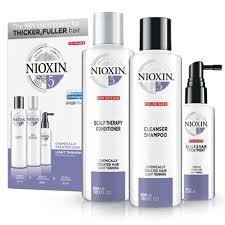 Система <b>5 NIOXIN</b> – Для натуральных и химически ...