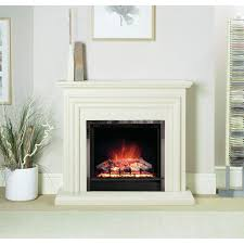 bemodern carina eco electric fireplace suite