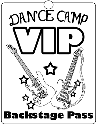 Small Picture Dance Coloring Pages jacbme