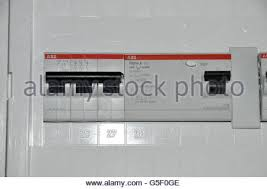 modern domestic electric consumer unit stock photo royalty modern domestic electric consumer unit · domestic fuse box close up stock photo