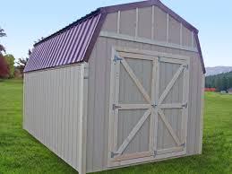 10x16x6 grow shed