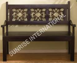 wood and iron furniture. Wooden Benches Wood And Iron Furniture A