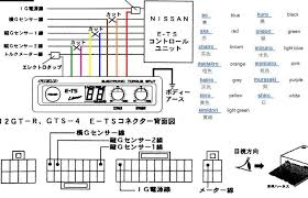 field e ts wiring diagram can anyone help gt r register as you can see i ve used my mates translations and have colour coded the diagram to make life easier installing the controller