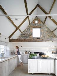 Kitchen Feature Wall 30 Inventive Kitchens With Stone Walls