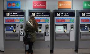Irish Rail Ticket Vending Machines Extraordinary New Railcard Trial Will Mean Reduced Peaktime Travel For 4848 Year
