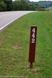 Image result for mile markers natchez trace parkway