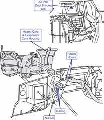 1998 ford expedition heater diagram questions (with pictures) fixya 2000 expedition heater core replacement i need a heater hose diagram for a 99 ford