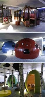 futuristic office ditches cubicles super. 2Google\u0027 Cubicles Futuristic Office Ditches Super