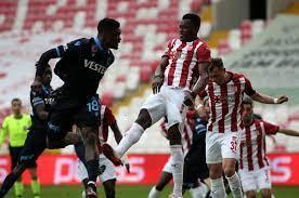 Özet Sivasspor 0 - 0 Trabzonspor maç özeti ve sonucu bein sport Sivas Ts -  Finans Ajans