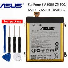 Popular <b>Battery for</b> Asus Zenfone 5 A500cg A501cg-Buy Cheap ...