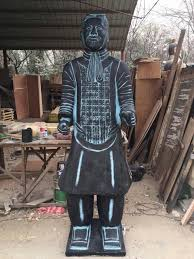 terracotta army general 1 85 meter replica for display decoration