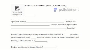 Lease Agreement Format Rental Template Magdalene Project Org