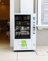 Modern Vending Machines Enchanting Singapore Installs Ingenious Book Vending Machines To Offer