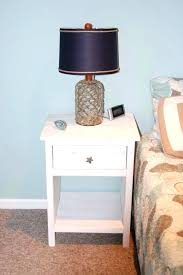 bedside table for small space medium size of tables spaces tall narrow nightstand black uk si