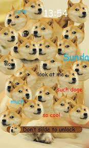 doge wallpaper android. Perfect Doge Doge Screen Lock 02 Screenshot 3 Inside Wallpaper Android B