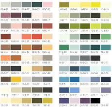 Hempel Paint Ral Color Chart Bedowntowndaytona Com