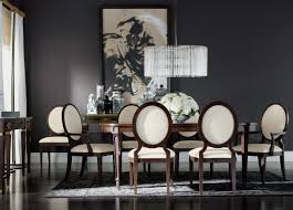 sophistication reigns dining room