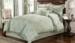 sage green duvet cover queen