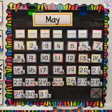 How To Make A School Calendar How To Make And Implement A Linear Calendar Pocket Of