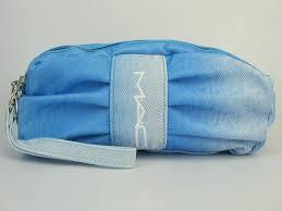 america mac makeup bag blue color