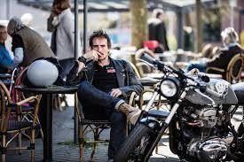 john degenkolb cafe racer cyclist