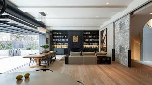 Modern Design Nyc Modern Redesign Of A New York City Residence Brings The