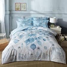 svetanya leaves print bedding set 100 cotton bedlinen queen king size quilt cover set duvet set bedding from yong8 241 21 dhgate com
