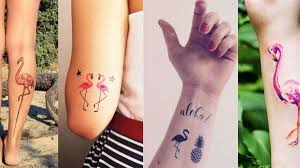 Tatuaggi Con Fenicotteri Un Mondo Rosa Sulla Propria Pelle Foto