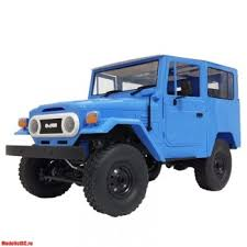<b>Радиоуправляемый краулер WPL</b> Toyota FJ40 4WD 1:16 RTR 2.4 ...