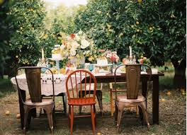 shabby chic outdoor furniture. Love The Mismatched Chairs And Lace Tablecloth-- I Heart Shabby Chic: Chic Outdoor Furniture
