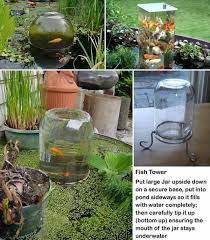 outdoor fish tank pond woohome 10