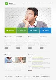 Business Website Templates Enchanting 48 Best Business Consulting Website Templates Free Premium Page