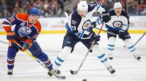 Probability of game going to overtime: Oilers Defeat Jets On Lucky Goal