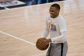 Russell Westbrook is at Lakers ...